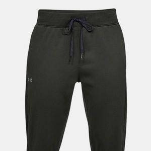 Under Armour Cold Gear Black Loose Joggers XL